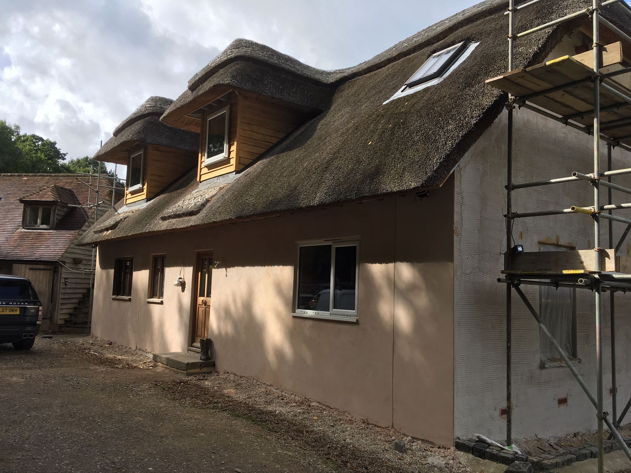 Coloured Render East Sussex